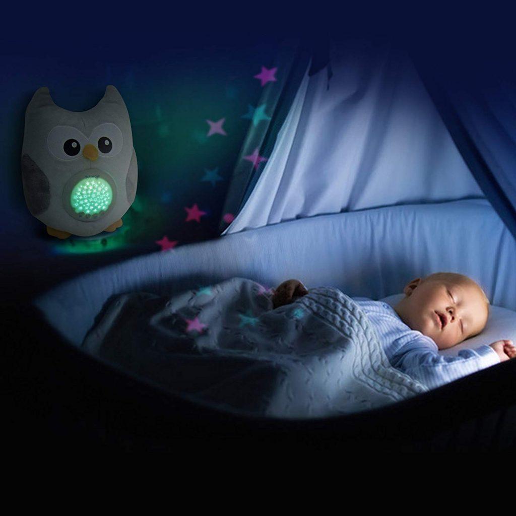 ruido blanco para dormir bebe